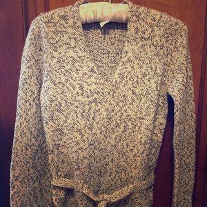 JCrew small 100% Italian merino wool sweater